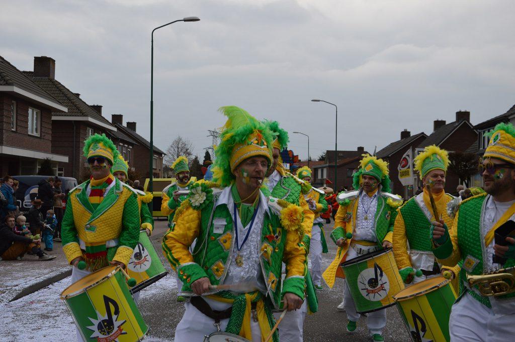 Los Zandtos: de verpersoonlijking van de hedendaagse Samba in Maarheeze